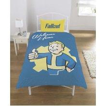 Fallout Vault Boy Single Duvet Cover Set