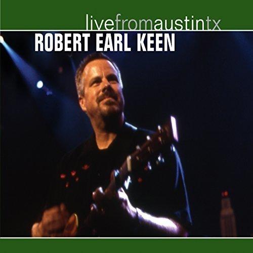 Robert Earl Keen - Live From Austin TX [CD]