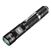 Supfire Tactical Flashlight Super Bright 1100 Lumens Cree LED Water-Resistant Torch With 18650 Battery Included,Rechargeable With USB Cable...