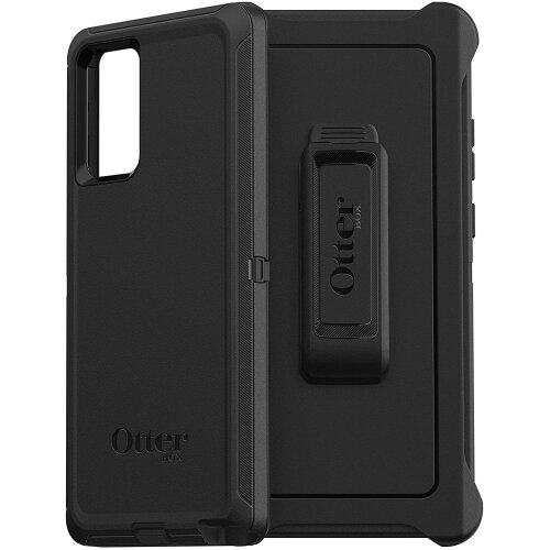 OtterBox Defender Series, Rugged Protection for Samsung Galaxy Note 20 Black