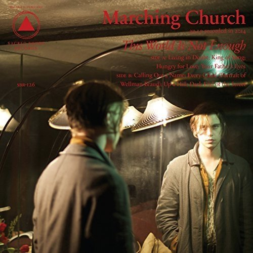 Marching Church - This World is Not Enough [CD]