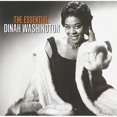 Dinah Washington - the Essential Dinah Washington [double Cd]