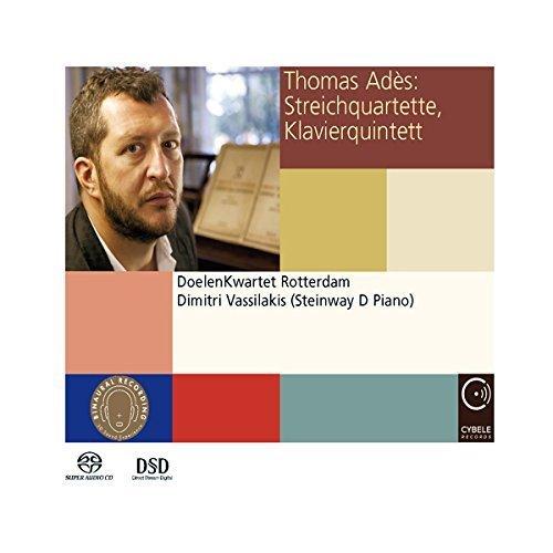 DoelenKwartet Rotterdam - Thomas Adès: String Quartets; Piano Quintet [CD]