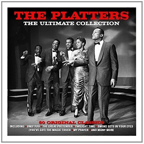 The Platters the Ultimate Collection [CD]
