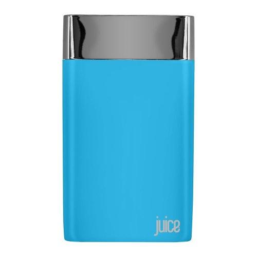 JUICE Long Weekender Portable Power Bank - Aqua, Aqua