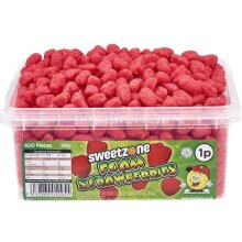 SweetZone Foam Strawberries (600) pieces 960g