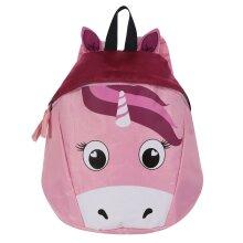 Regatta Childrens/Kids Roary Animal Unicorn Backpack