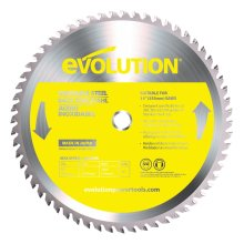 Evolution Stainless Steel Carbide-Tipped Blade, 355 mm