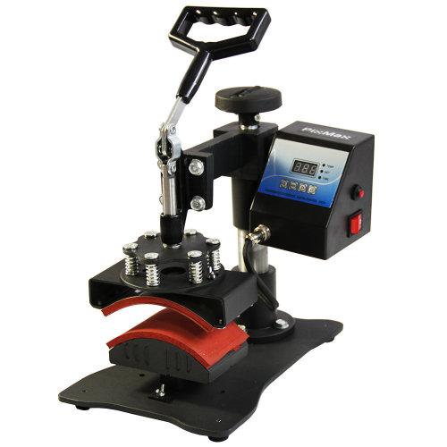 PixMax Sublimation Cap Heat Press Machine