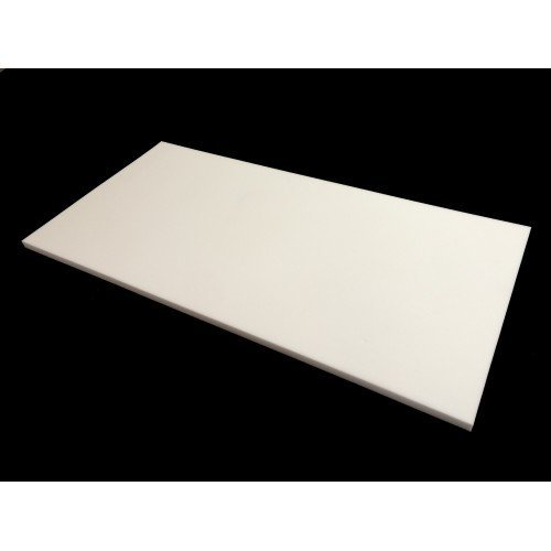 Advanced Acoustics Mel-Acoustic Slab 25mm White Melamine Acoustic Foam Panel 600x1200