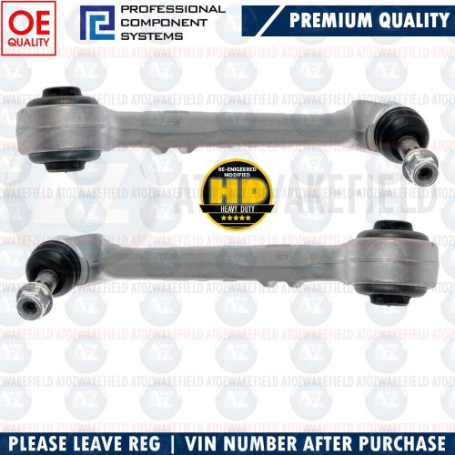 FOR BMW 1 SERIES F20 F21 FRONT LOWER REAR LEFT RIGHT SUSPENSION WISHBONE ARMS X2
