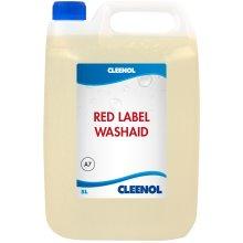 Cleenol Red Label Industrial Wash Aid Detergent - 1x5ltr