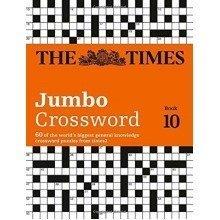 The Times 2 Jumbo Crossword Book 10 - Used