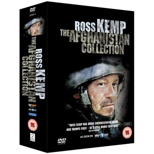 Ross Kemp - The Afghanistan Collection [DVD] [DVD]
