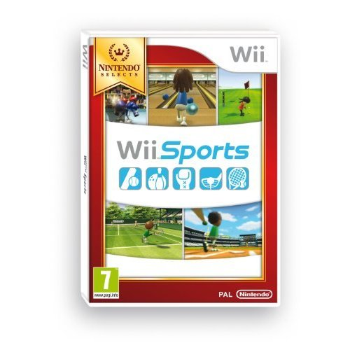 Nintendo Selects : Wii Sports (Nintendo Wii)