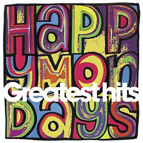 HAPPY MONDAYS - GREATEST HITS [CD]