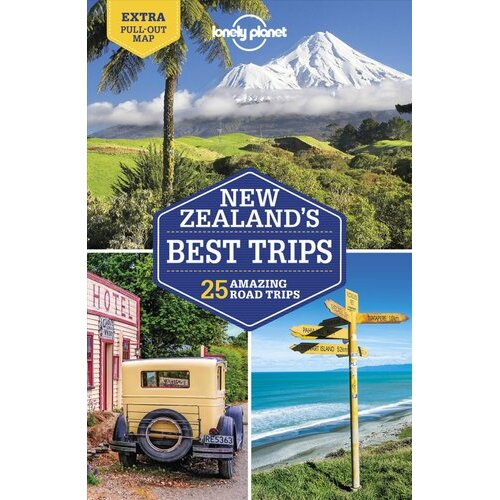 Lonely Planet New Zealand's Best Trips | Paperback
