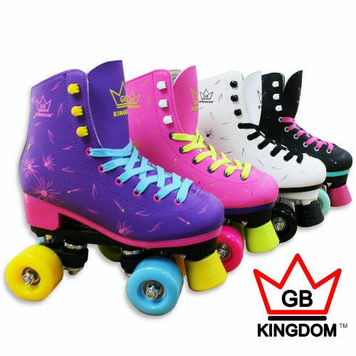 Kingdom GB Venus v2 Quad Wheels Roller Skates