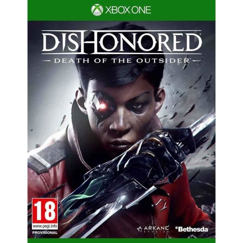 Dishonored Death of the Outsider Video Game - Xbox One