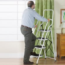 Genius® Safety Step Ladder