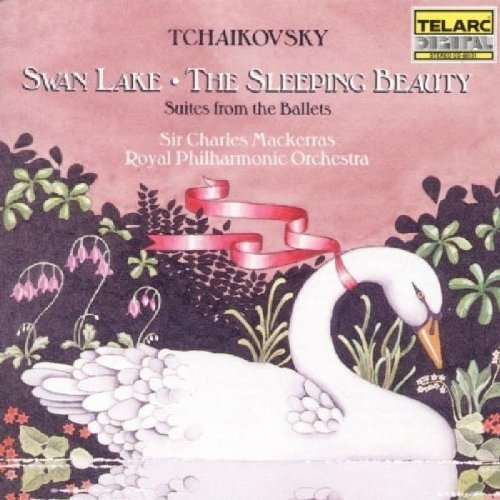 Royal Philharmonic Orchestra and Sir Charles Mackerras - Tchaikovsky: Swan Lake and the Sleeping Beauty Suites [CD]