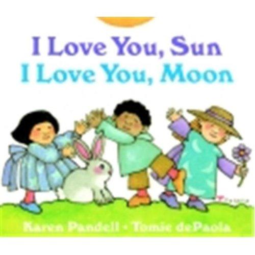 I Love You Sun, I Love You Moon, Big Book