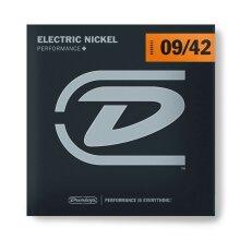 Dunlop Electric Nickel Guitar Strings 9-42 Den0942