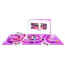 Oral Fun Couples Adult Board Game