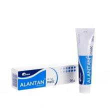 Alantan 30g Ointment Allantoinum Chronic Wounds Ulcers Burns Chronic Dermatitis