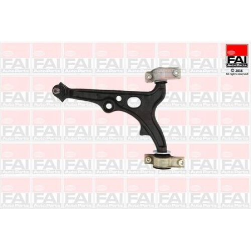 Front Left FAI Wishbone Suspension Control Arm SS1343 for Fiat Marea 1.8 Litre Petrol (03/97-04/03)