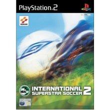 International Superstar Soccer 2 (PS2) - Used