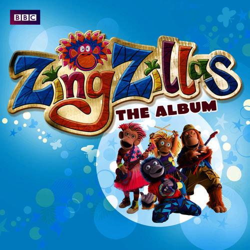ZingZillas: The Album | CD
