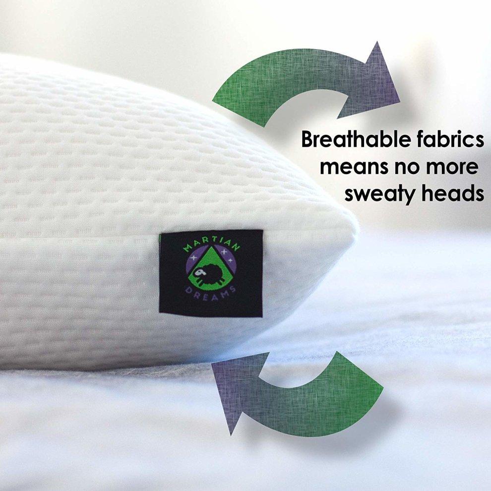 Luxury Shredded Memory Foam Pillow