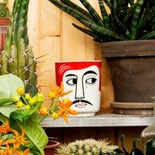 Kitsch Kitchen Mr Peterson Jar/ Planter