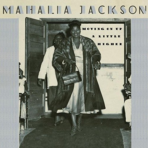 Jackson Mahalia - Moving on Up a Little Higher [CD]