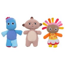 In the Night Garden Baby Soft Toys - Assorted