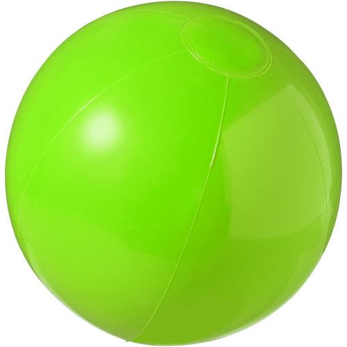 (25 cm, Green) Bullet Bahamas Solid Colour Beach Ball