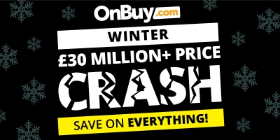 OnBuy Slashes Sellers' Fees By 50% For £30 Million Winter Price Crash Sale
