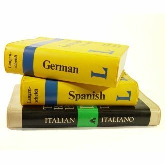 Dictionaries, Language & Reference Books