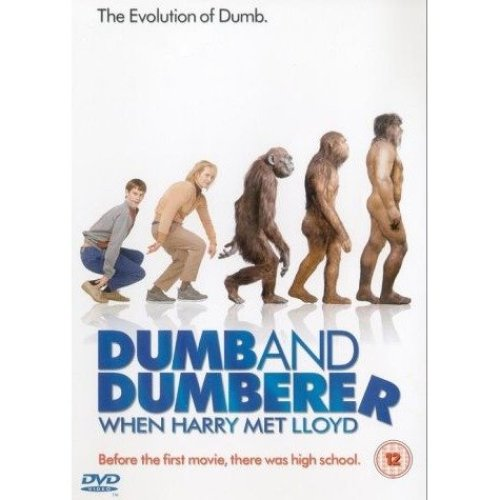 Dumb And Dumberer - When Harry Met Lloyd DVD [2003]