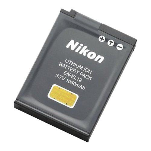 NIKON EN-EL12 Lithium-ion Rechargeable Camera Battery