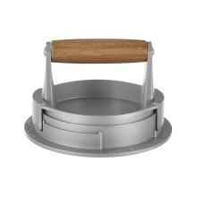 From Scratch Non Stick 3 In 1 Hamburger Press