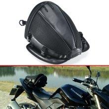 Back Motorcycle Seat Rear Storage Bag Multifunctional Accessories