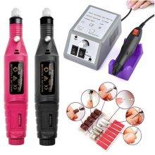 Pro Electric Nail File Manicure Set | Nail Drill Machine