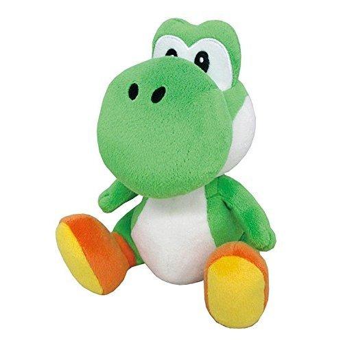 "Plush - Nintendo - Green Yoshi 8"" Soft Doll New Toys Gifts 1416"