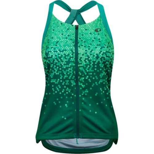 (L, Malachite / Alpine Green) PEARL iZUMi Ladies / Women's Sugar Sleeveless Jersey