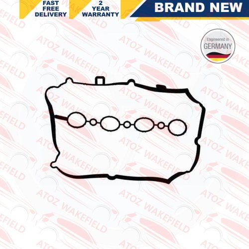 FOR ASTRA CORSA ZAFIRA INSIGNIA 1.6 1.8 CYLINDER HEAD ROCKER COVER GASKET NEW OE