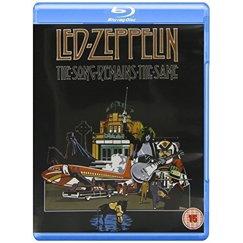 Led Zeppelin - The Song Remains The Same Blu-Ray [2007]