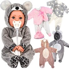 """The Magic Toy Shop 20""""Baby Doll Clothes 2 Outfit Sets"""