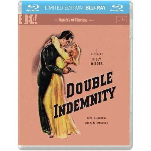 Double Indemnity Blu-Ray [2012]